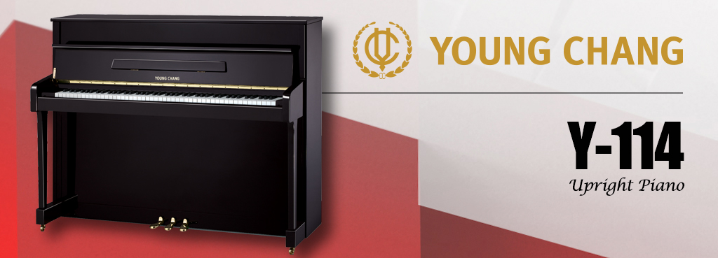Y-114 Upright Piano