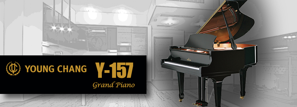 Y-157 Grand Piano