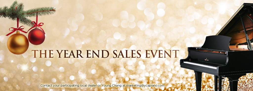 The Year-End Sales Event